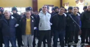 Çin, STK kurmakla suçladığı 13 Kazak gence 3 ila 20 yıl arasında hapis cezası verdi.