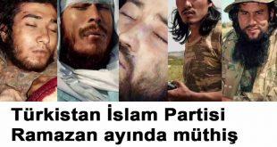 Türkistan İslam Partisi Ramazan ayında müthiş bir neşitle şehitlerini tanıttı