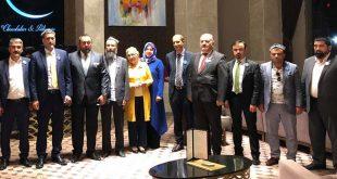 Doğu Türkistan Sürgün Hükümeti ABD'den geldi Ankara'da Örgüt Yöneticisi olduklarını itiraf etti. Hiç Bir İşlem yapılmadı