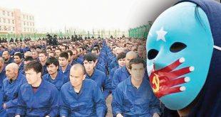 İÜ akademisyenleri Çin'in Doğu Türkistan'da uyguladığı soykırımın durdurulması çağrısı yaptı.