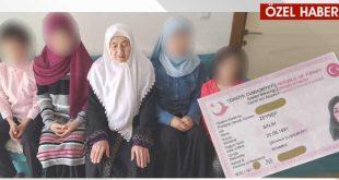 Uygur ZEYNEP SALİH'E RAMAZAN'ın 1.Gününden Beri Çin'e Teslim Edilmek için Gözaltında