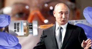 Koronavirüs aşısı Çin'e ait, Rusya üzerinden dünyaya pazarlıyor.